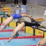 水中競技最速スピード!フィンスイミング「モノフィン」