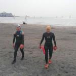 【Team Seaflower】 いま注目の「SWIMRUN(スイムラン)」!アジア人初出場!