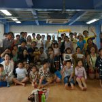【イベントレポート】海開き!今年の夏の海が100倍楽しくなる、のあそびっこ親子水泳教室
