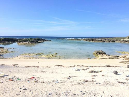 喜界島には素敵なビーチがたくさんあります。