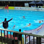 Water Polo(水球)の試合を初観戦!
