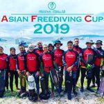 アジア最大級のフリーダイビング 海洋競技大会『 Asian Freediving Cup』で大会スタッフをしました!